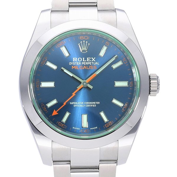 ROLEX/ロレックスミルガウス116400GVZ中古