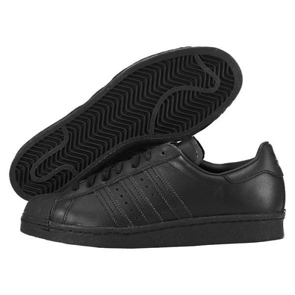アディダス スーパースター 80s メンズ スニーカー ブラック 黒 adidas SUPERSTAR 80s S79442