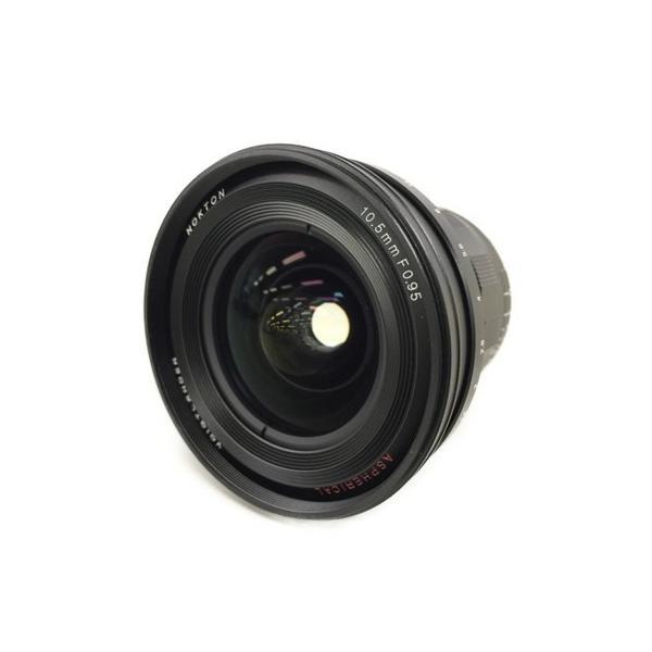 美品 【中古】 美品 Voigtlander フォクトレンダー NOKTON 10.5mm F0.95 カメラ レンズ  K4010213