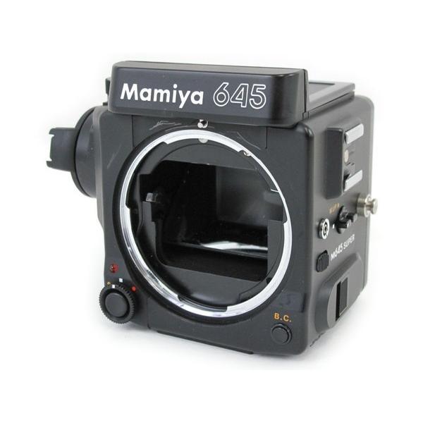 【中古】 中古 Mamiya M645 SUPER 中判 フィルム カメラ  N2591418