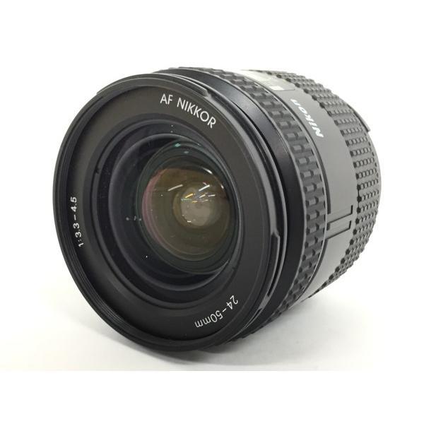 【中古】 Nikon AF NIKKOR 24-50mm 3.3 4.5 カメラ レンズ  T3230798