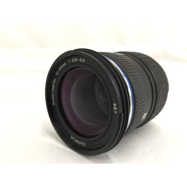 【中古】 OLYMPUS ZUIKO DIGITAL 14-54mm 2.8-3.5 II カメラ レンズ 中古  T3810600