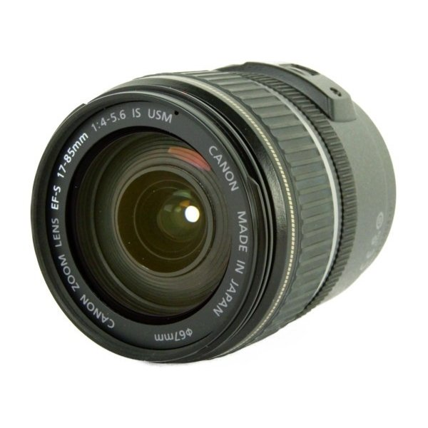 【中古】 ジャンク Canon キャノン EF-S 17-85mm 1:4-5.6 IS USM レンズ カメラ 機器  Y3586543