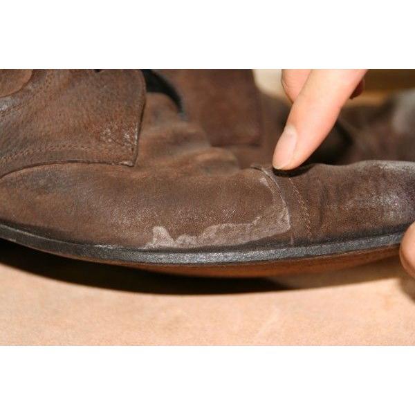 起毛皮革専用汚れ落とし 靴 手入れ M.モゥブレィ スエード&ヌバックシャンプー |resources-shoecare|02