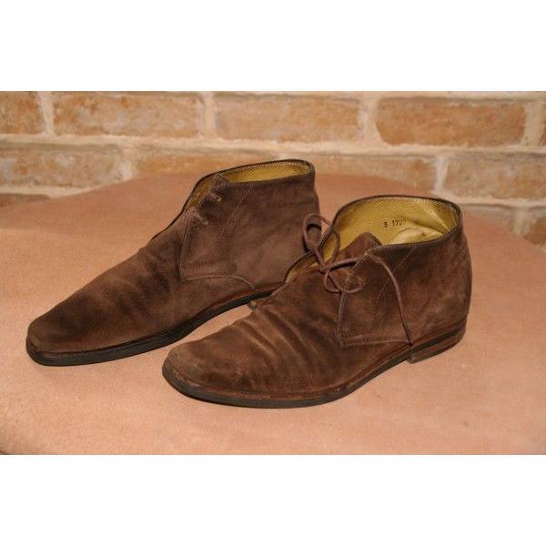 起毛皮革専用汚れ落とし 靴 手入れ M.モゥブレィ スエード&ヌバックシャンプー |resources-shoecare|06