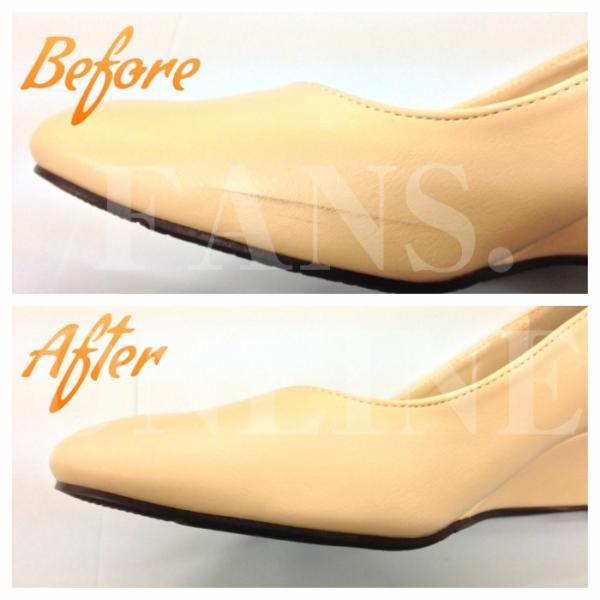 皮革製品のキズ補修 補色 M.モゥブレィ レザーコンシーラー|resources-shoecare|05