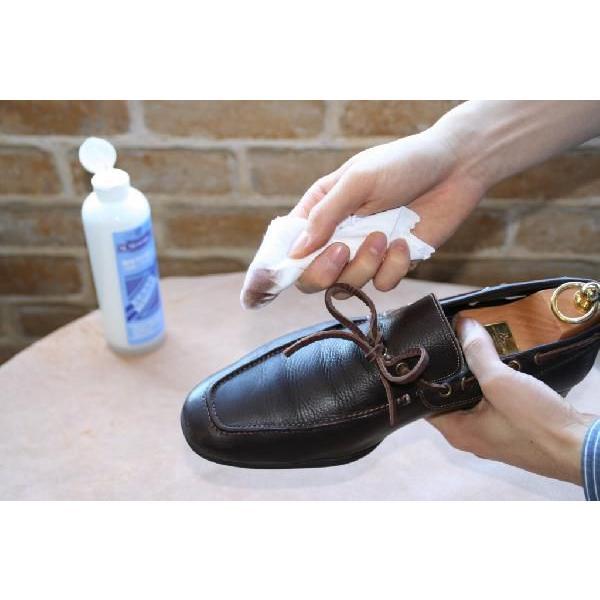 靴クリーナー 汚れ落とし 革靴 手入れ M.モゥブレィ ステインリムーバー60|resources-shoecare|04