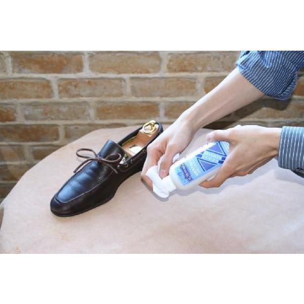 靴クリーナー 汚れ落とし 革靴 手入れ M.モゥブレィ ステインリムーバー500 靴磨き 革靴 手入れ|resources-shoecare|03