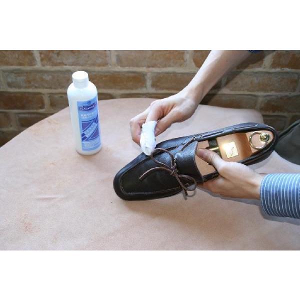 靴クリーナー 汚れ落とし 革靴 手入れ M.モゥブレィ ステインリムーバー500 靴磨き resources-shoecare 04