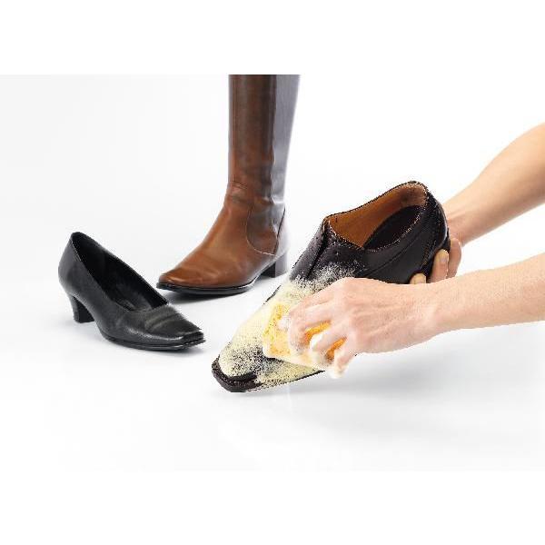 靴 手入れ 靴専用丸洗い石けん入り M.MOWBRAY(M.モゥブレィ) クリーニングセット 水洗い|resources-shoecare|06