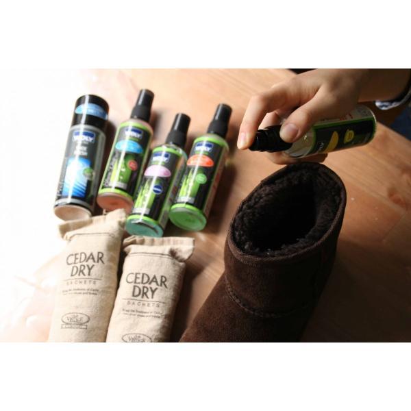 消臭ミスト WOLY ウォーリー バイオフレッシュデオ 4つの香りセット デオドラント ニオイ対策 お試し|resources-shoecare|03