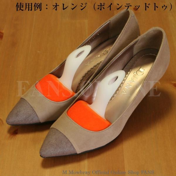 靴用 手入れ ベルベットキーパーAg+ パンプス バレエシューズ 銀イオン|resources-shoecare|10