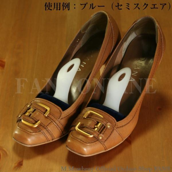 靴用 手入れ ベルベットキーパーAg+ パンプス バレエシューズ 銀イオン|resources-shoecare|05