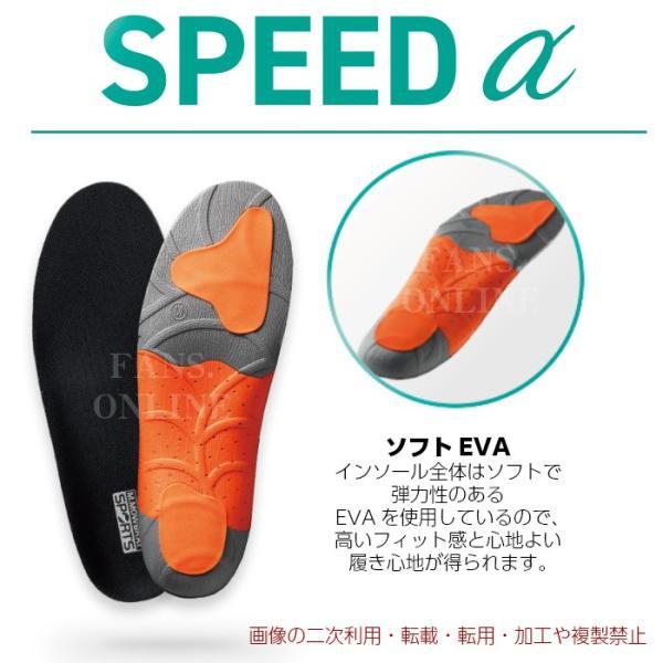 中敷き インソール M.MOWBRAY SPORTS SPEEDα スピードアルファ サッカー フットサル resources-shoecare 06