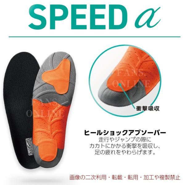 中敷き インソール M.MOWBRAY SPORTS SPEEDα スピードアルファ サッカー フットサル resources-shoecare 07