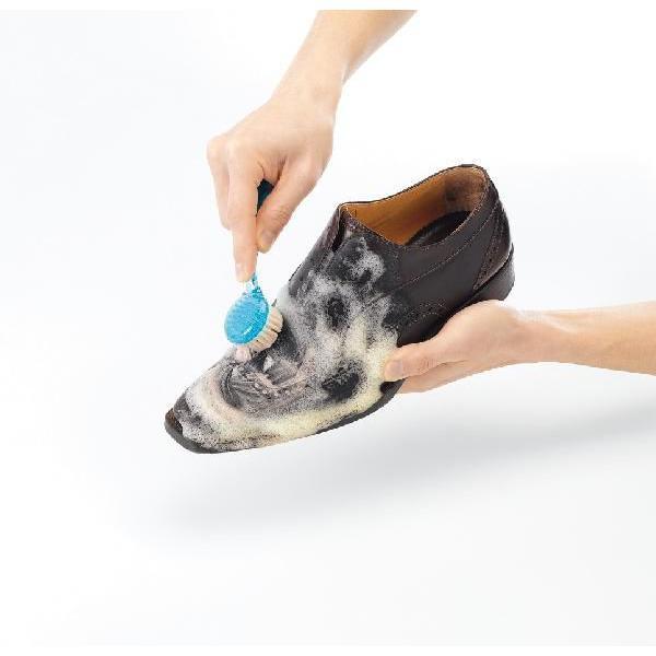 R&D クリーニングブラシ サドルソープ スエードシャンプー用 靴磨き 汚れ落とし|resources-shoecare|05
