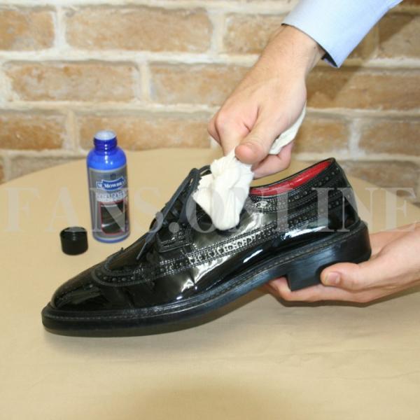 「クリックポスト対象商品」M.モゥブレィ ポリッシングコットン ふんわりコットン 靴磨き 艶出し 仕上げ用|resources-shoecare|02