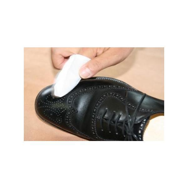 M.MOWBRAY(M.モゥブレィ) リムーバークロス 靴磨き 汚れ落とし ステインリムーバー用クロス|resources-shoecare|04