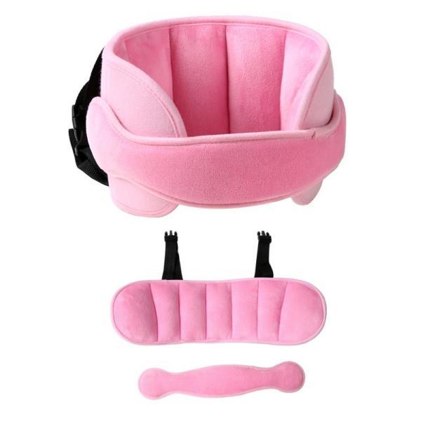 送料無料 ベビーヘッドサポート ベビーヘッドガード 眠った赤ちゃんの頭をサポート ネックリリーフ ドライブ お出かけ 幼児 赤ちゃん 子供|resty|12