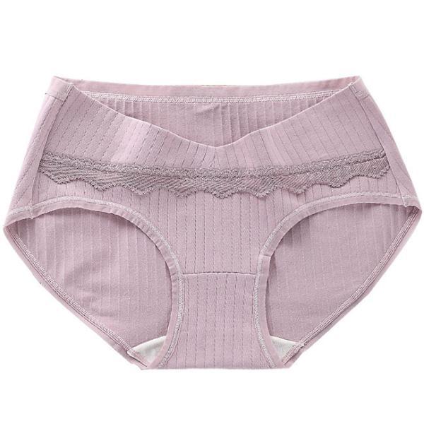 送料無料 マタニティショーツ 5枚セット レディース 妊婦 下着 パンツ 産前 産後 妊婦用 通気性|resty|12