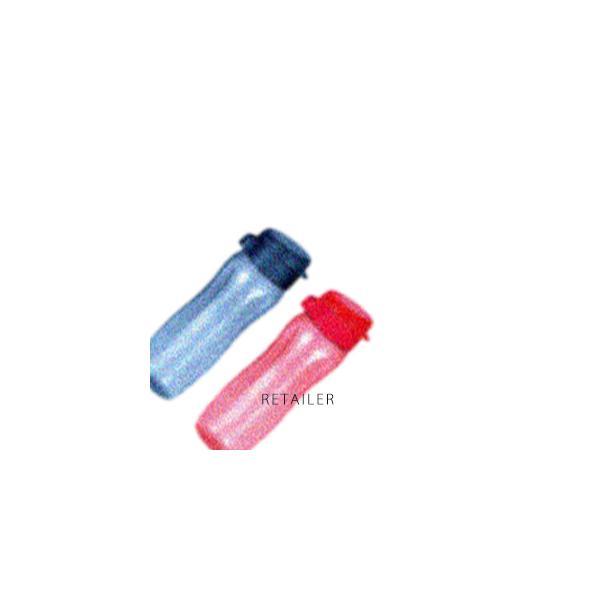 ♪ 2本セット Tupperware タッパーウェア エコボトル G2 500ml(2)<持ち歩き容器・水筒><日用雑貨><フリップキャップ付><アクティブ容器>