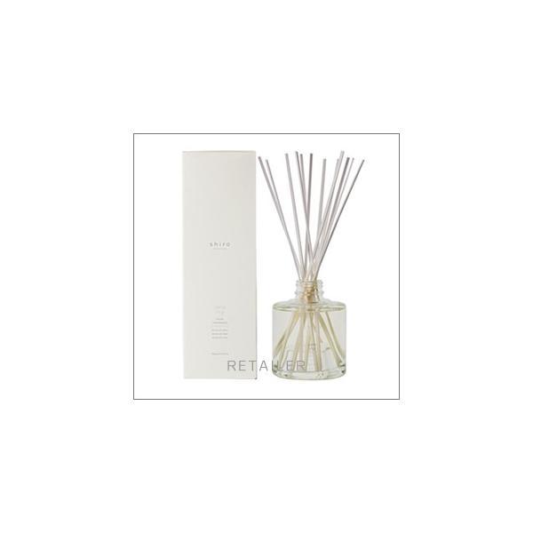 ♪ LAUREL ローレル shiro ホワイトリリー ルームフレグランス 160ml <スティックフレグランス・リードディフューザー> <white lily><しろ・シロ>