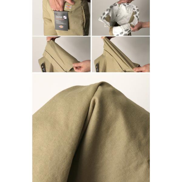 (ディッキーズ) Dickies コットン ストレッチ ショート パンツ ショーツ ハーフパンツ 短パン メンズ レディース|retom|06