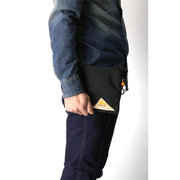 (ケルティ) KELTY ディック レクタングル ミディアム ポーチ 小物入れ 化粧ポーチ メンズ レディース