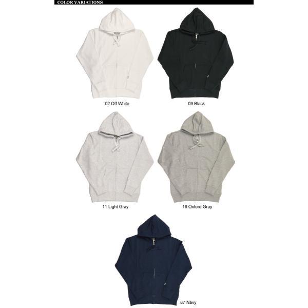 (アビレックス) AVIREX アヴィレックス【デイリーシリーズ】ジップアップ 裏毛 スウェット シャツ パーカー フルジップ メンズ レディース|retom|15