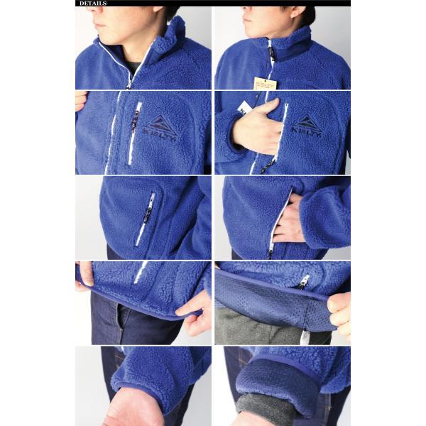 (ケルティ) KELTY ボア フリース ブルゾン ジャケット アウター フリースジャケット メンズ レディース|retom|09