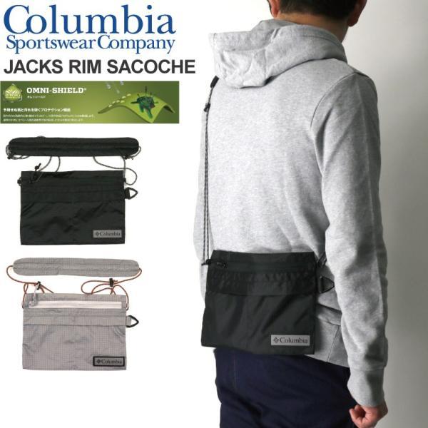 (コロンビア) Columbia ジャックスリム サコッシュ ショルダーバッグ メンズ レディース|retom