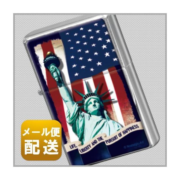 アメリカ 雑貨 オイルライター ビンテージ 自由の女神 ニューヨーク