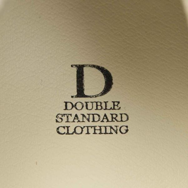 【ダブルスタンダードクロージング】DOUBLE STANDARD CLOT ニット スリッポン スニーカー オフホワイト 37 1/2 【中古】【正規品保証】23603|retrojp|06