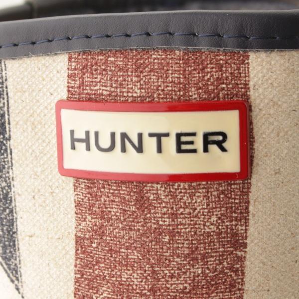 【ハンター】Hunter レインブーツ W24442 ORIGINAL TALL BLIT ネイビー 3 未使用【中古】【正規品保証】41661