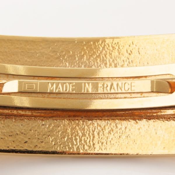 【シャネル】Chanel ココマーク マトラッセ バレッタ 98P ゴールド シルバー  【中古】【正規品保証】45375