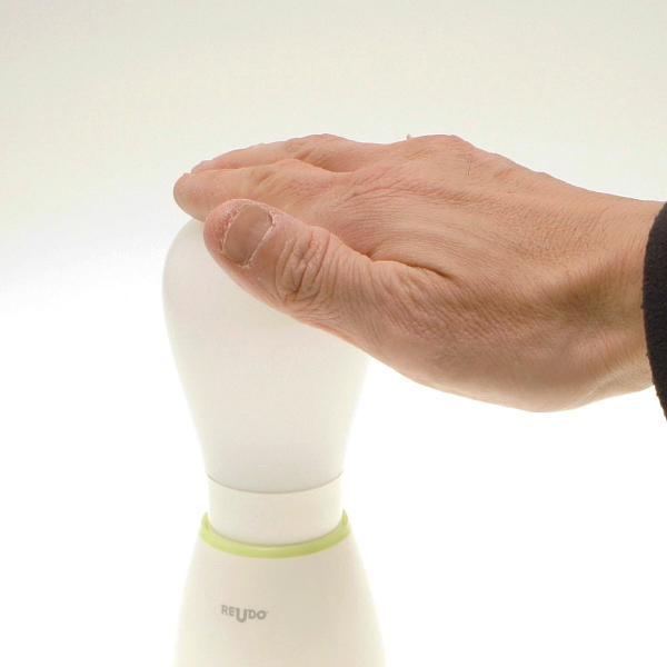 LEDランタン 電球形テーブルランプ 電球色 3000K ホワイト reudo 04
