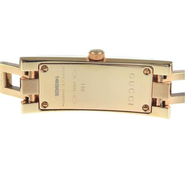 グッチ GUCCI Ref.110 YA110522 レディース 腕時計 ec 【アウトレット】