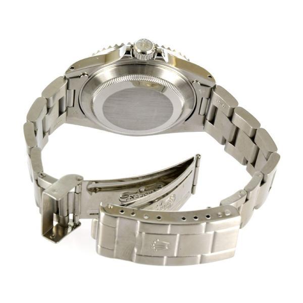 ロレックス サブマリーナ 16610 L番 OH済 自動巻  メンズ 腕時計 hs【中古】 reusmilemall 05