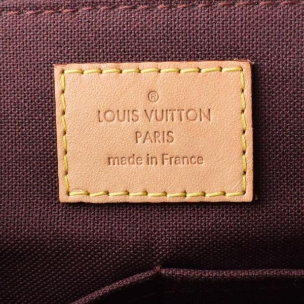 ルイ・ヴィトン LOUIS VUITTON モノグラム テュレンPM M48813 PVC ハンドバッグ ko