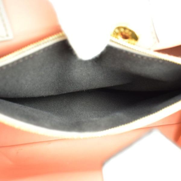 フェンディ FENDI プチトゥージュール ショルダーストラップ付 2WAY 8BH253 3WL F09CM ベビーピンク レザー ハンドバッグ ko