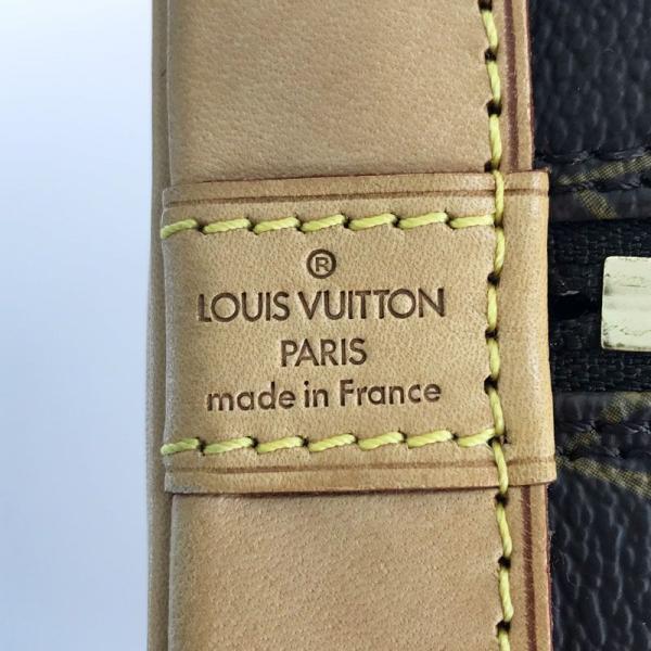 ルイ・ヴィトン LOUIS VUITTON モノグラム アルマPM M51130 PVC ハンドバッグ kw