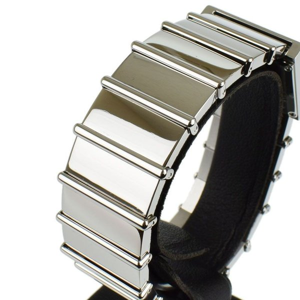 シャネル CHANEL マドモアゼル ベゼルダイヤ Ref.H0830 外装仕上げ 電池交換済 クォーツ レディース 腕時計 ros 【中古】