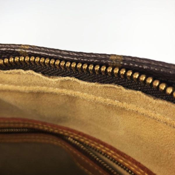 ルイ・ヴィトン LOUIS VUITTON モノグラム  ルーピングGM M51145 PVC ハンドバッグ te