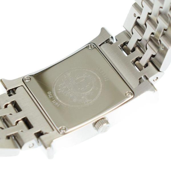 エルメス HERMES Hウォッチ Ref.HH1.210 クォーツ レディース 腕時計 tu 【中古】
