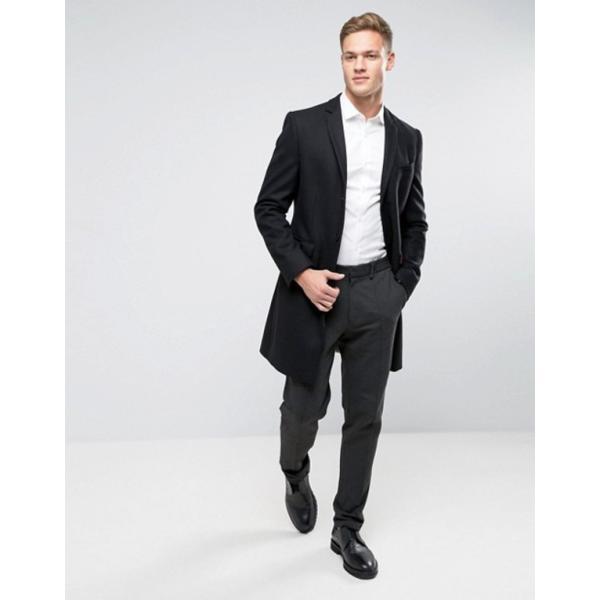 ジャック アンド ジョーンズ メンズ シャツ トップス Jack & Jones Premium Stretch Shirt in Slim Fit revida 04
