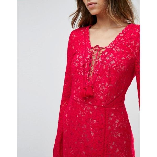 ジェットセットダイアリーズ レディース ワンピース トップス The Jetset Diaries Zamira Mini Dress