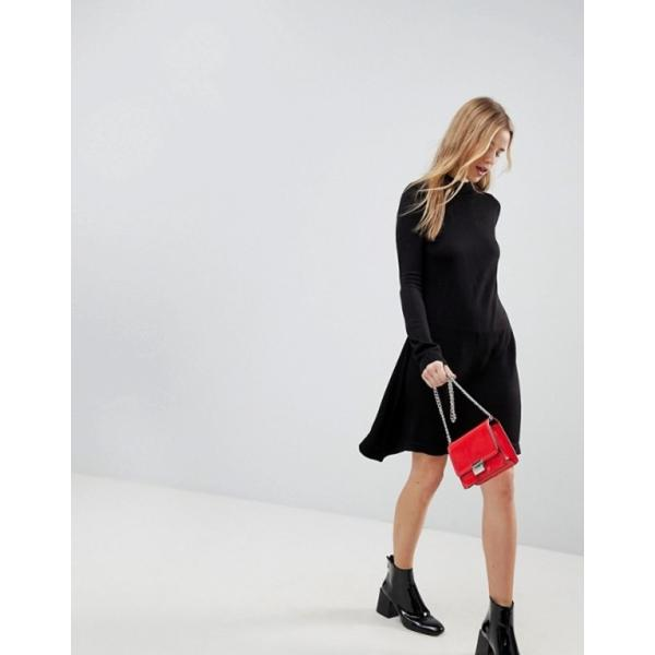 ブレーブソウル レディース ワンピース トップス Brave Soul Swing Sweater Dress