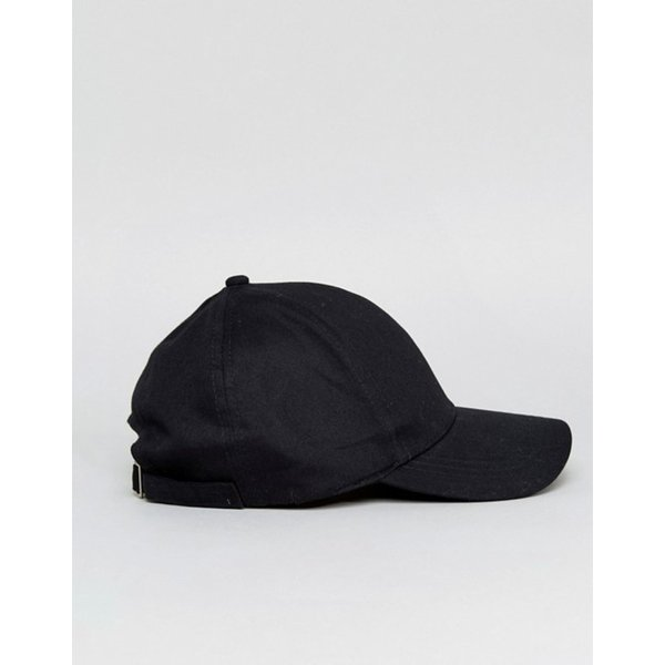 エイソス レディース 帽子 アクセサリー ASOS DESIGN plain baseball cap with new fit|revida|04