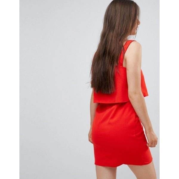 ヴェロモーダ レディース ワンピース トップス Vero Moda One Shoulder Dress
