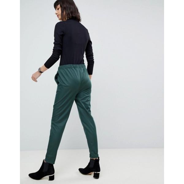エイソス レディース カジュアルパンツ ボトムス ASOS Trackpant Pants in Skinny Fit